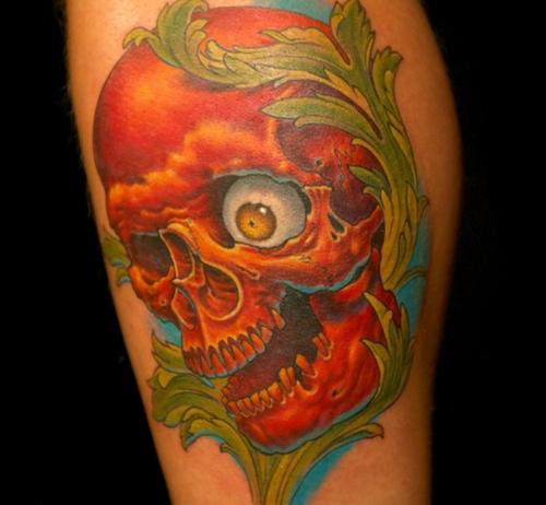 Caveiras tatuadas (46)