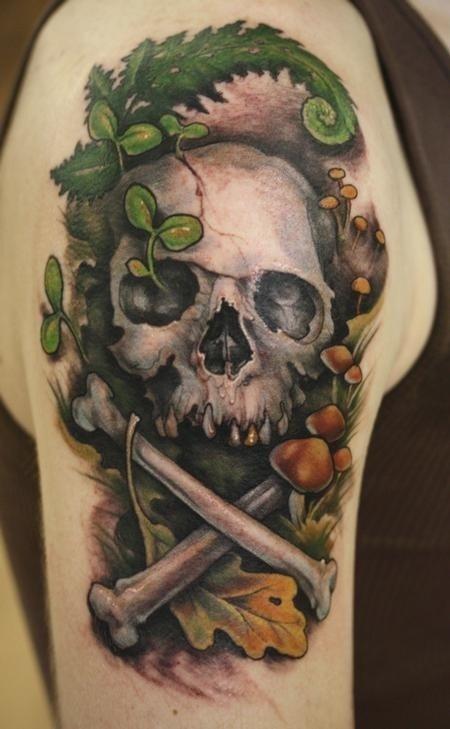 Caveiras tatuadas (40)