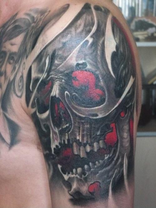 Caveiras tatuadas (39)