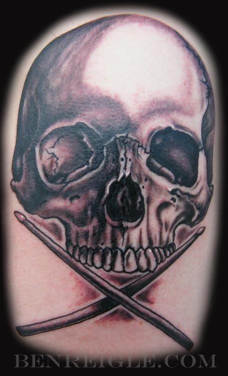 Caveiras tatuadas (30)