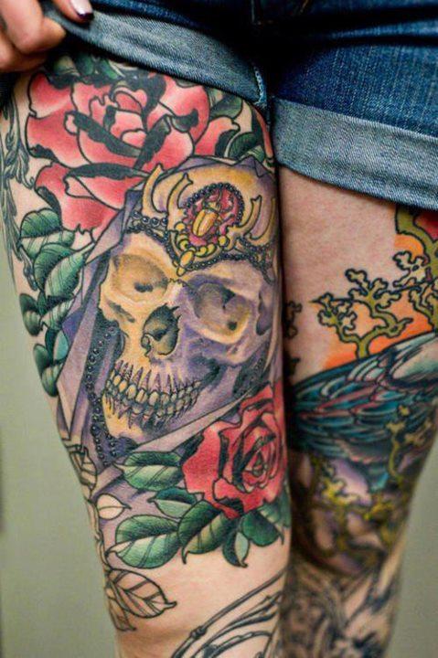 Caveiras tatuadas (29)
