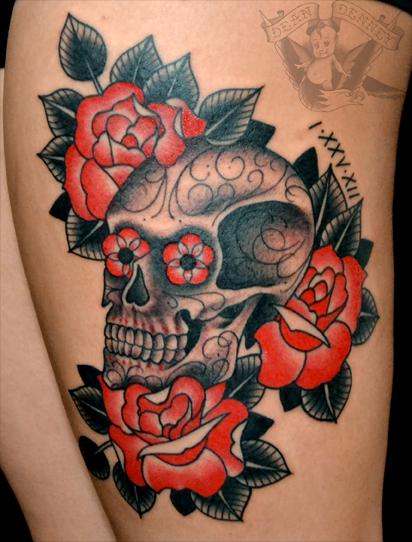 Caveiras tatuadas (17)