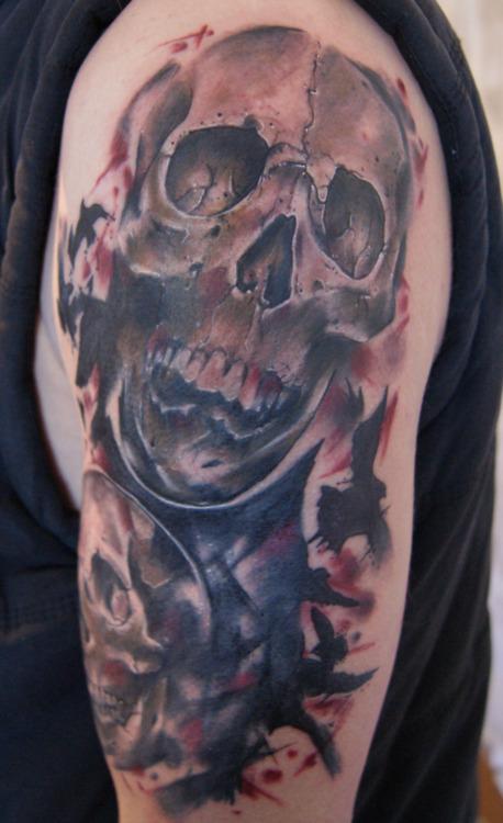 Caveiras tatuadas (14)