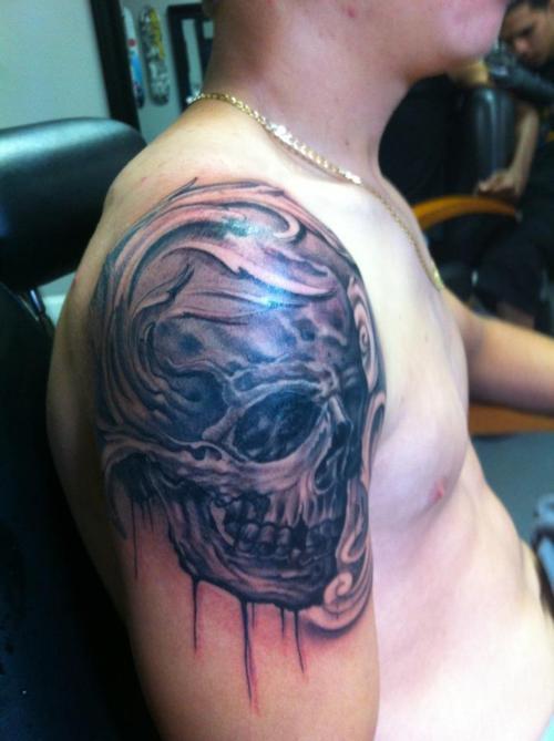 Caveiras tatuadas (11)
