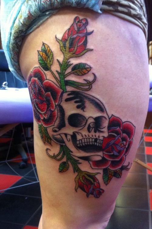 Caveiras tatuadas (9)