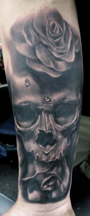Caveiras tatuadas (8)