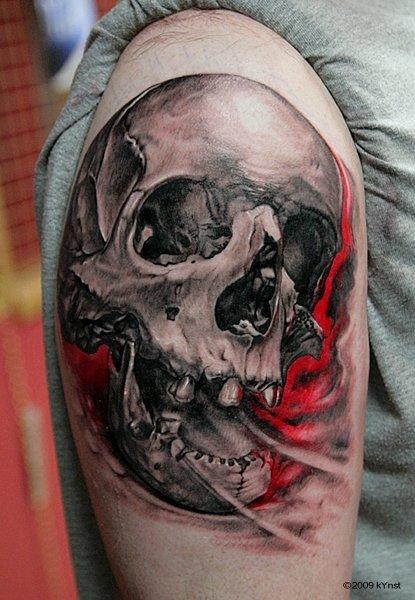 Caveiras tatuadas (7)
