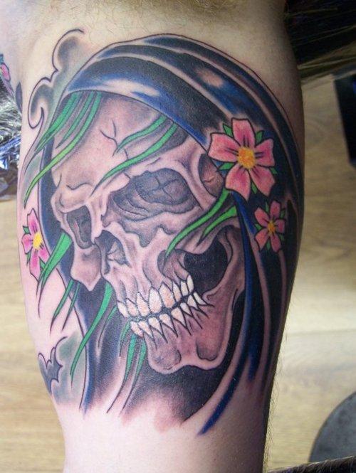 Caveiras tatuadas (5)
