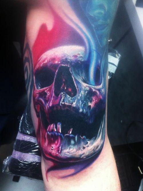 Caveiras tatuadas (2)