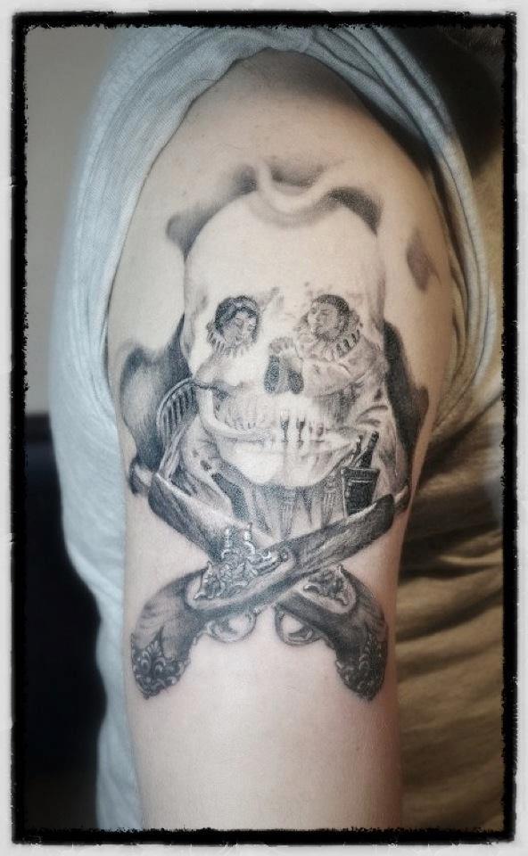 Tatuagens muito reais (48)