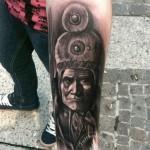 Tatuagem Realista: 50 Imagens