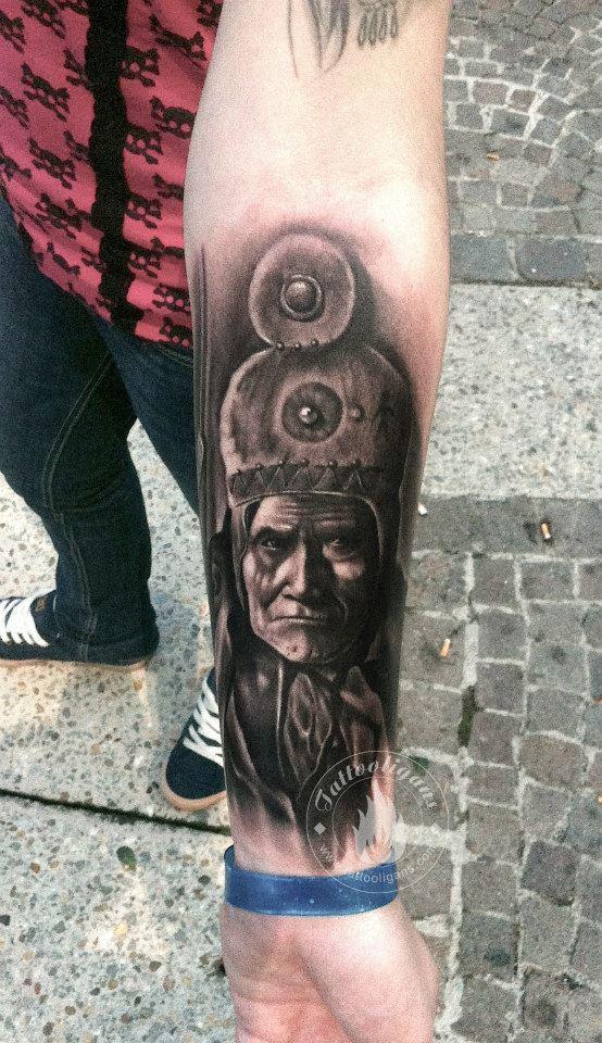 Tatuagens muito reais (1)
