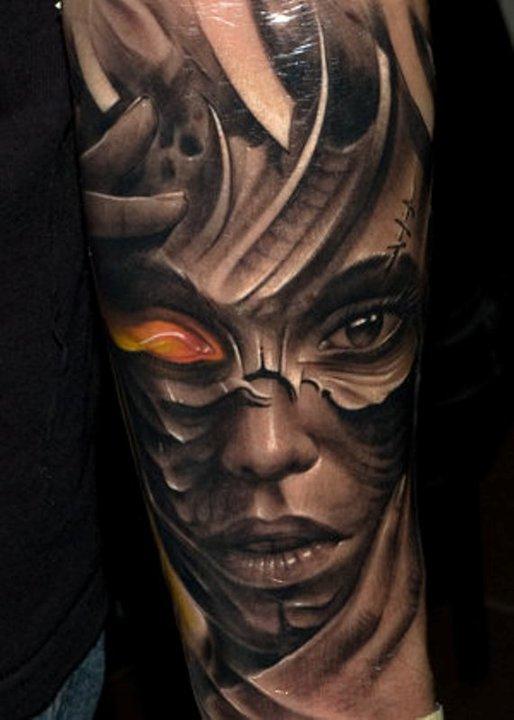 Tatuagens muito reais (31)