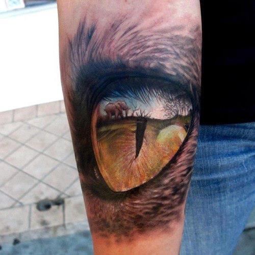 Tatuagens muito reais (28)