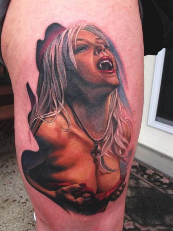 Tatuagens muito reais (10)