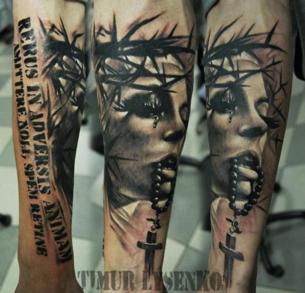 Tatuagens muito reais (3)