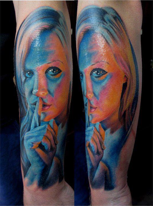 Tatuagens muito reais (2)