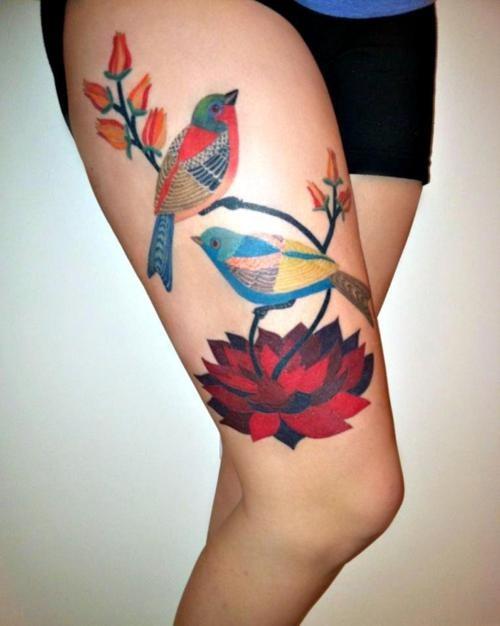 Desenhos de tatuagem para mulheres 17