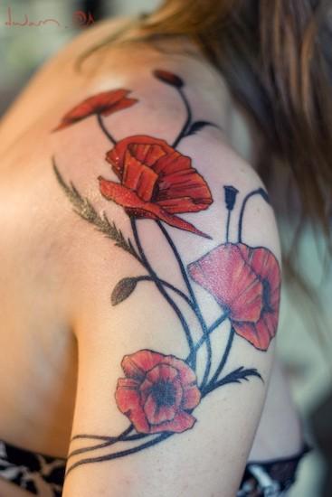 Desenhos de tatuagem para mulheres 30
