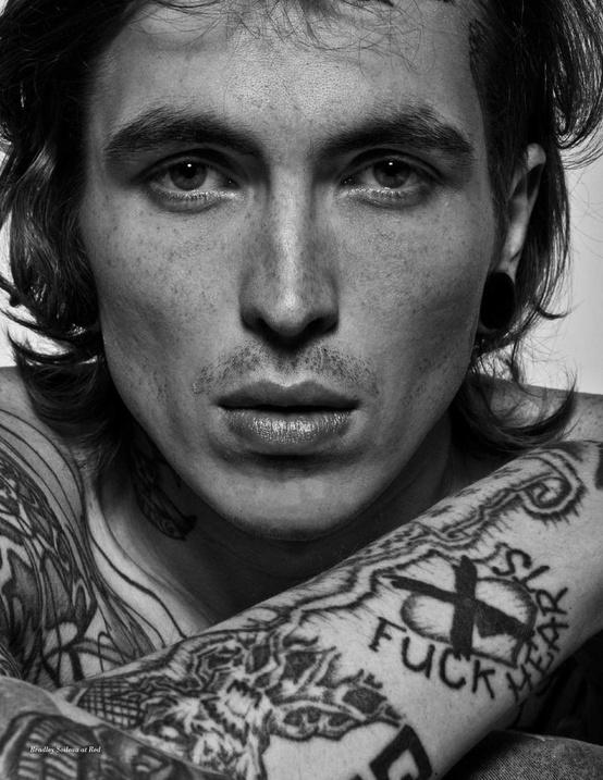Homem Tatuado-Bradley Soileau 14