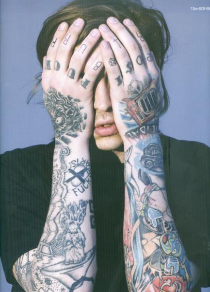 Homem Tatuado-Bradley Soileau 25