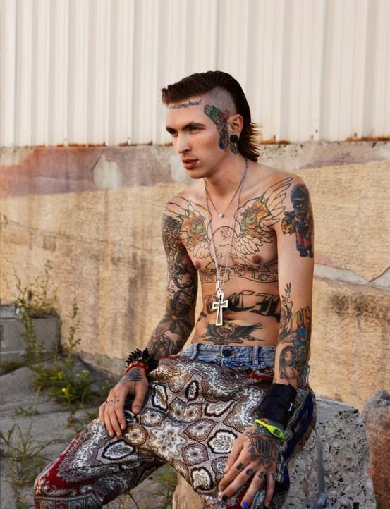 Homem Tatuado-Bradley Soileau 31
