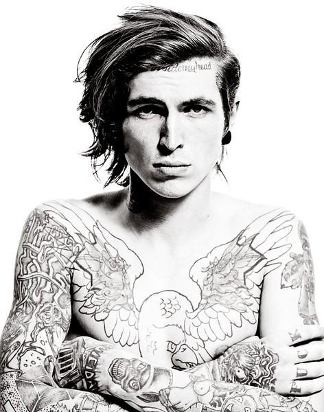 Homem Tatuado-Bradley Soileau 37