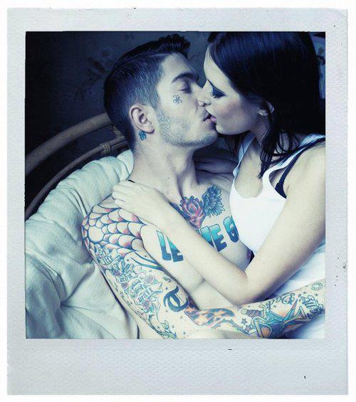 Fotos de casais tatuados 02