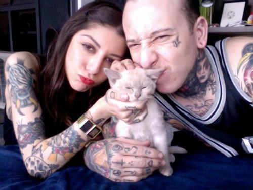 Fotos de casais tatuados 07