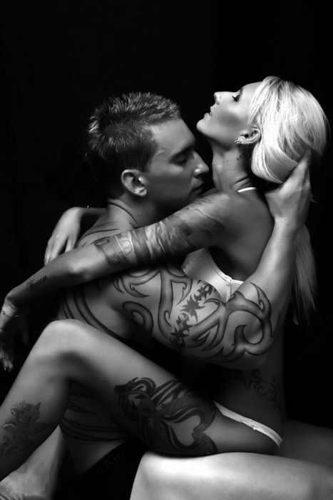 Fotos de casais tatuados 30