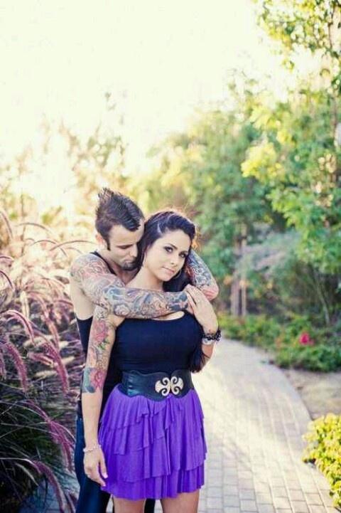 Fotos de casais tatuados 45