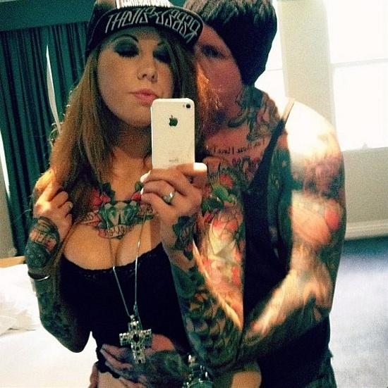 Fotos de casais tatuados 54