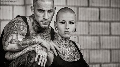 Fotos de casais tatuados 59