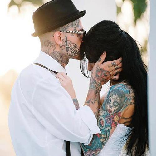 Fotos de casais tatuados 62