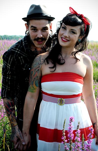 Fotos de casais tatuados 65
