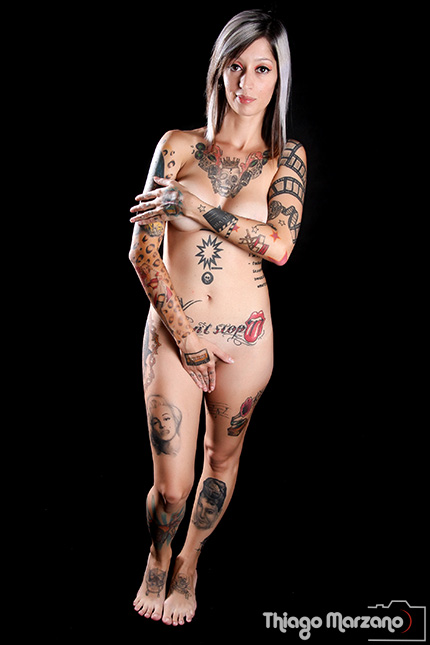 Jacqueline Suicide no Tattoo Day 3