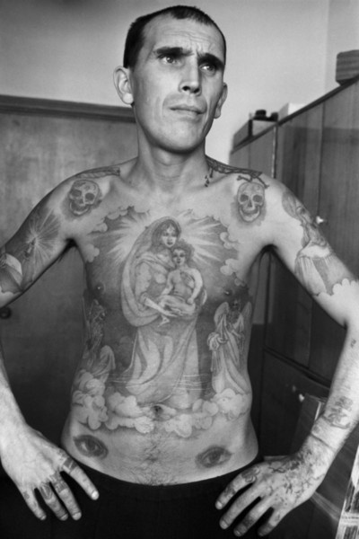 Russian Criminal Tattoo Encyclopaedia 04