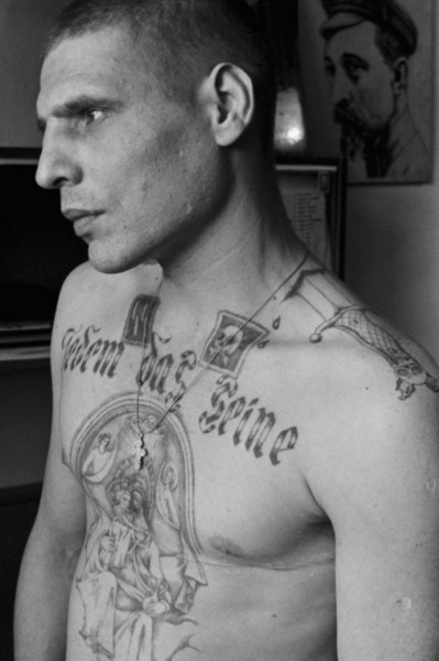 Russian Criminal Tattoo Encyclopaedia 09