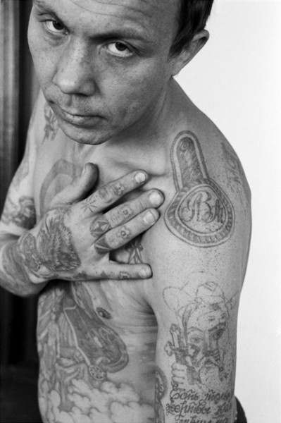 Russian Criminal Tattoo Encyclopaedia 10