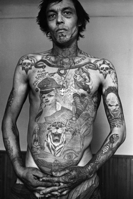 Russian Criminal Tattoo Encyclopaedia 11