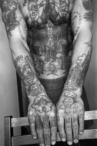 Russian Criminal Tattoo Encyclopaedia 17