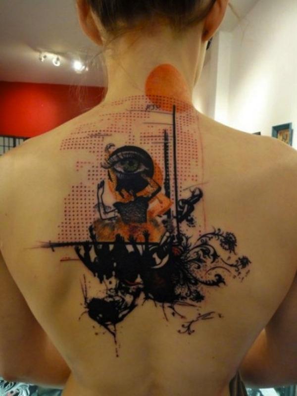 Tatuador xoil needles side tattoo 03