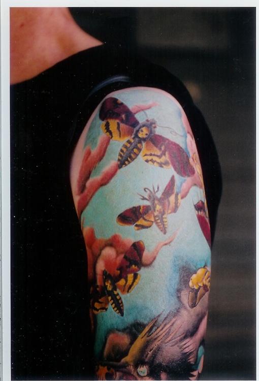 Tatuagens nos bracos 09