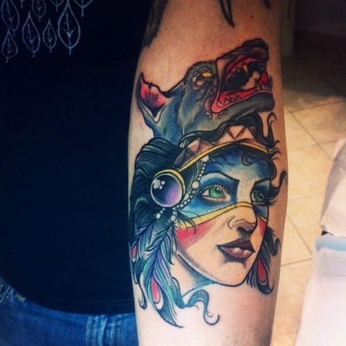 Tatuagens nos bracos 12