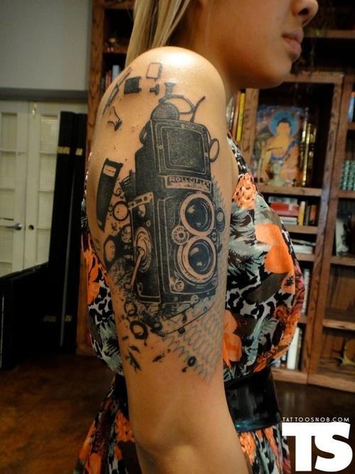 Tatuagens nos bracos 15