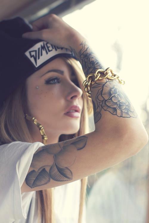 Tatuagens nos bracos 16