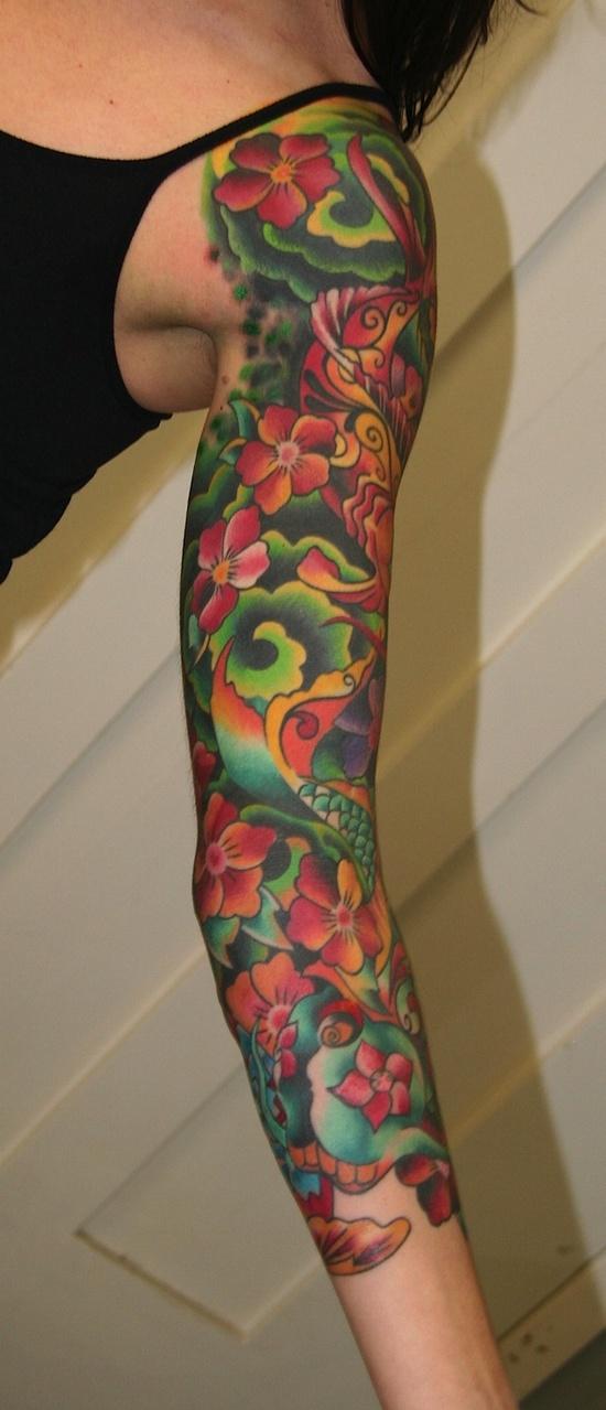 Tatuagens nos bracos 23