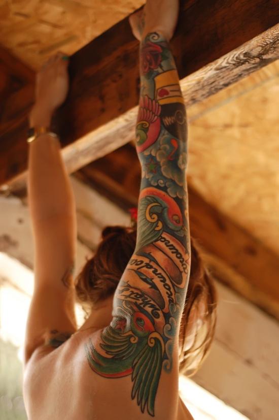 Tatuagens nos bracos 25