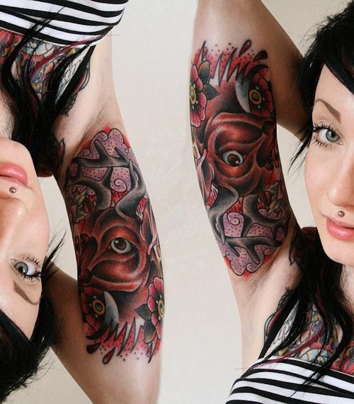 Tatuagens nos bracos 28