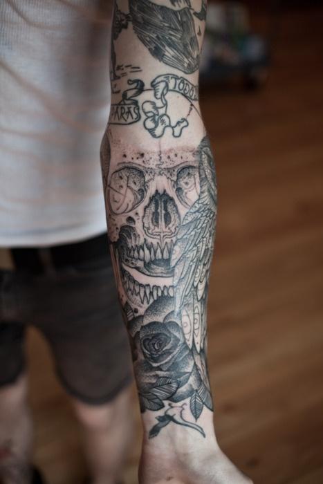 Tatuagens nos bracos 33